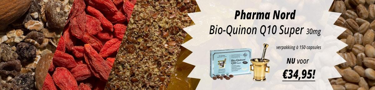 Actie! Pharma Nord Bio-Quinon Q10 30mg voor €34,95